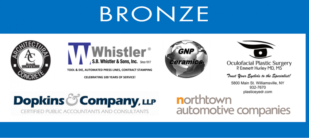 Thank You  Charge of the Knights Bronze Sponsors!