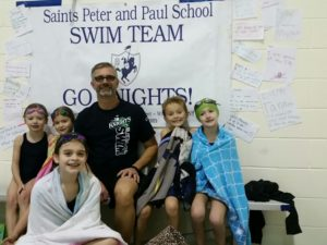 Swimming » Saints Peter & Paul School, Williamsville, NY