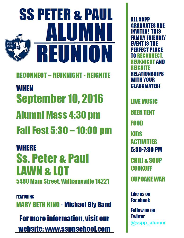 fall fest alumni